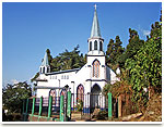 Church at Kalimpong Town