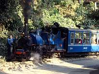 Toy Train at Kurseong